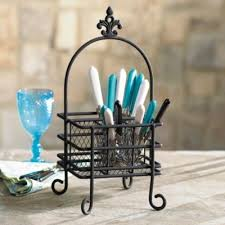 Silverware Caddy For Buffet by 25 Best Silverware Caddies Images On Pinterest Flatware 3 4