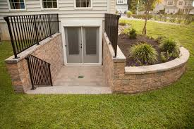 winsome inspiration basement egress door window and contractor