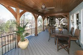 outdoor deck fan