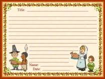 thanksgiving and november writing prompts creative writing prompts