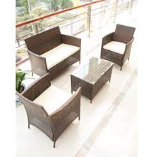 Rattan Garden Furniture Clearance Sale Allibert Keter Carolina Rattan Garden Furniture Patio Set Best 20
