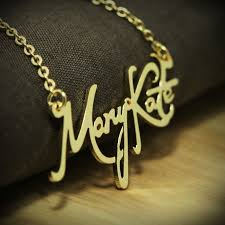 name plates jewelry 101 best name plate jewelry images on name necklace