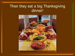 thanksgiving the story of welcome what we are going to talk about