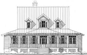 Allison Ramsey House Plans East Lake House Plan C0232 Design From Allison Ramsey Architects