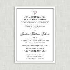 black tie wedding invitations black tie wedding invitations kawaiitheo