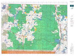 Publiclands Org Washington by Wa Gmu 101 Sherman Map Mytopo
