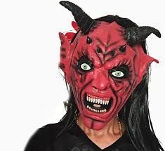 Supernatural Halloween Costumes Aliexpress Buy Bloody Face Horror Halloween Costume