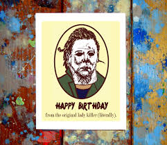 Halloween Birthday Meme - halloween paperni greeting card and party invitation ideas