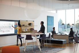Creative Interior Design Steelcase And Microsoft Unveil 5 Spaces To Boost Creativity