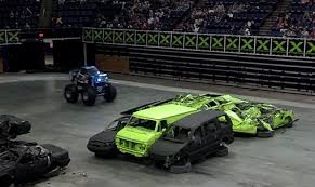 mini monster truck proves kids toys