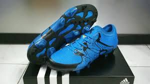 Sepatu Adidas Yg Terbaru sepatu bola adidas x 15 1 blue biru terbaru dan termurah jual