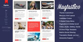 grid layout for wordpress the current state of wordpress blogging themes envato