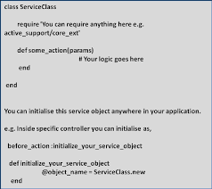 service layer in rails application software technology blog
