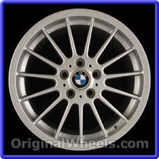 2006 bmw 325i wheel size oem 2004 bmw 325i rims used factory wheels from originalwheels com