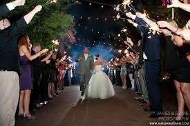 wedding venues st petersburg fl beautiful wedding reception grand sparkler exit in st pete