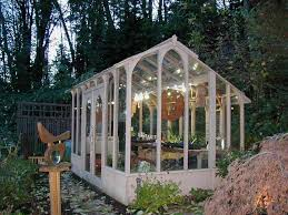 a nantucket style greenhouse located on vashon island washington i
