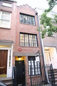 skinniest house in nyc will cost you fat price of 2 75m ny