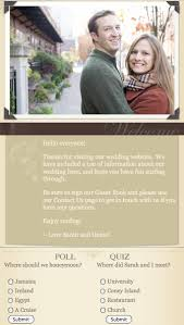 wedding websites best creative and wedding websites to help you capture and plan