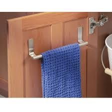 Amazon Com Interdesign Forma Self Adhesive Towel Bar Holder For