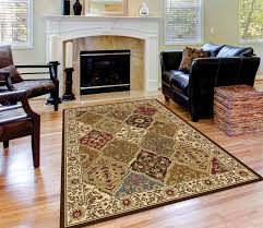 How To Choose The Right Area Rug Amazon Com Tayse Rugs Elegance Collection 5120 Abstract Rug