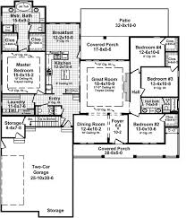 Cape Cod House Plans With First Floor Master Bedroom 325 Best House Plans Images On Pinterest House Floor Plans