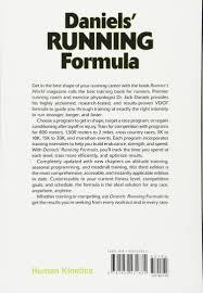 daniels u0027 running formula 3rd edition jack daniels 9781450431835