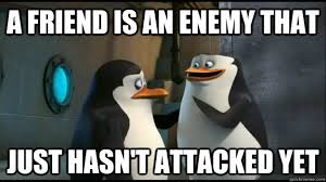 penguins of madagascar advice memes quickmeme