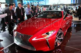 lexus lf lc buy lexus lf lc hybrid supercar concept stark insider