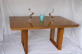 conant ball maple dining room table toddshouse