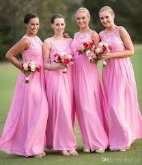 cheap pink bridesmaid dresses pink bridesmaid dresses new wedding ideas trends
