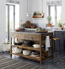 crate and barrel kitchen island deco bloom interior design inspiration