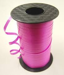 balloon ribbon hot pink curling ribbon hot pink balloon ribbon