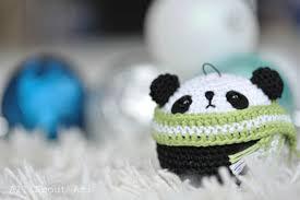 easy amigurumi panda patterns kalulu for