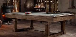 restoration hardware pool table game tables restoration hardware outside pinterest game
