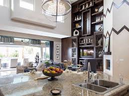 See How The Property Brothers Remodeled Their Own Las Vegas Home - Family rooms las vegas