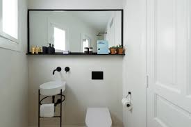 1930s Bathroom Sink 1930s Bauhaus Apartment Gets Gorgeous Renovation In Tel Aviv Curbed