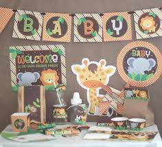 jungle baby shower favors baby shower party supplies safari diabetesmang info