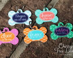 personalized cat gifts custom pet tag etsy