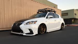 lexus ct200 custom official