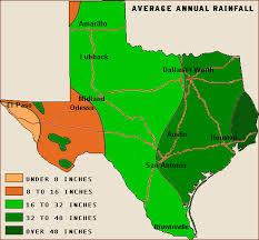 rainfall totals map annual rainfall