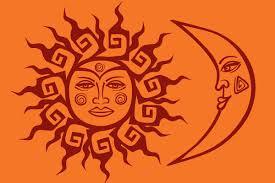 sun tribal tattoo tribal sun tattoos