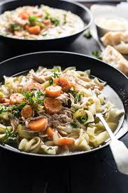 easy turkey soup the endless meal