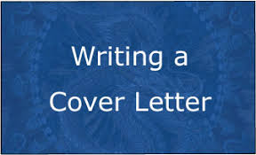 writing a cover letter job dragons