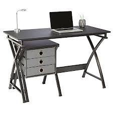 Glass Computer Desk Office Depot Computer Desks At Office Depot Officemax Inside Desk Inspirations