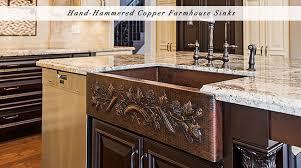 Hammered Copper Bathroom Sink Custom Bath Sinks U0026 Bathroom Vessel Sinks Sinks Gallery