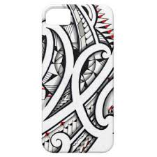 polynesian tattoo designs iphone se u0026 iphone 5 5s cases zazzle