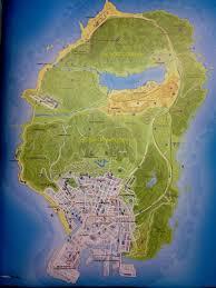 Gta World Map Gta V Mapped Gta 5 Pre Release Discussion Closed Gta 5