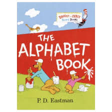 by p d the alphabet book by p d eastman target
