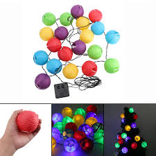 Chinese Lanterns String Lights by Online Get Cheap Round Solar Lantern Aliexpress Com Alibaba Group