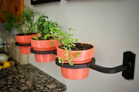 wrought iron wall planters free shipping indoor outdoor herb garden flower pot